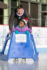 Downtown Denver Ice Rink