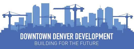 2019 Downtown Denver Development Map