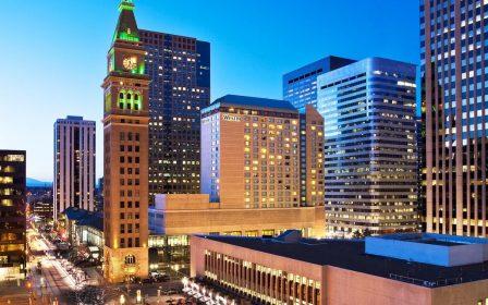 Downtown Denver Clocktower