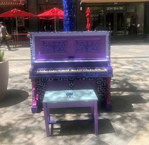 16th Street Mall Piano