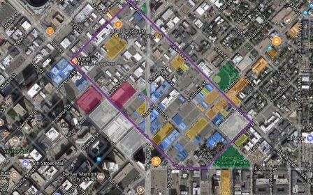 Arapahoe Square Downtown Denver Partnership
