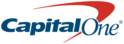 Capital One logo downtown denver