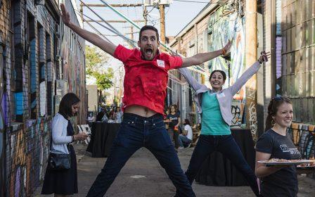 civic leadership CityBuild Collaboreat downtown denver partnership