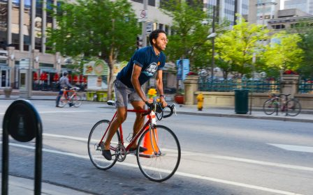 Downtown Denver Bike to Work Day