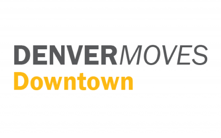 Denver Moves Downtown Logo