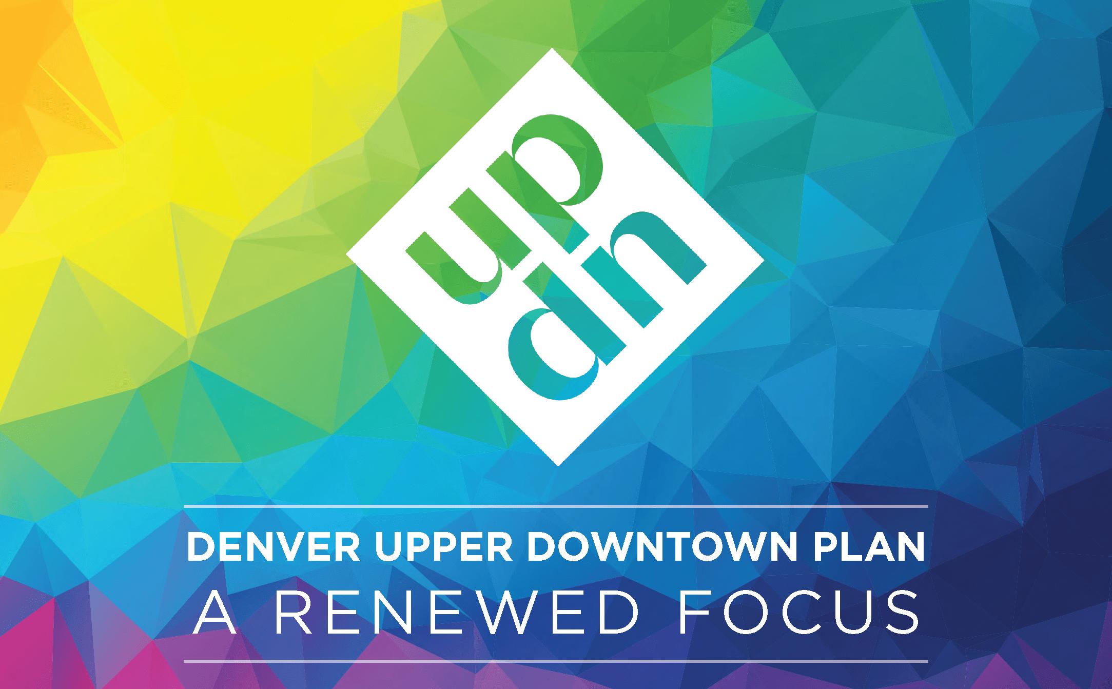 Denver Upper Downtown Plan