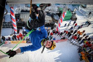 Ice Climbing World Cup Denver