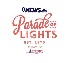 9news Parade Of Lights Downtown Denver Partnership