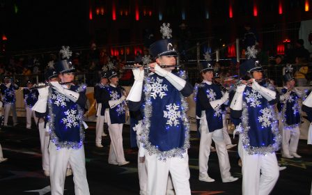 Parade of Lights - Marching Band