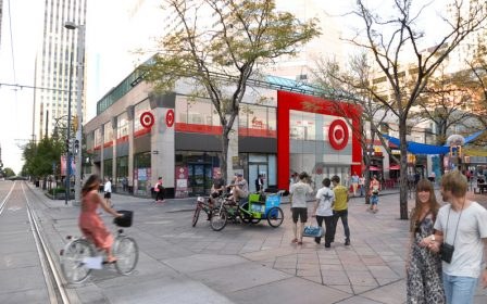 Downtown Denver, Retail, Target