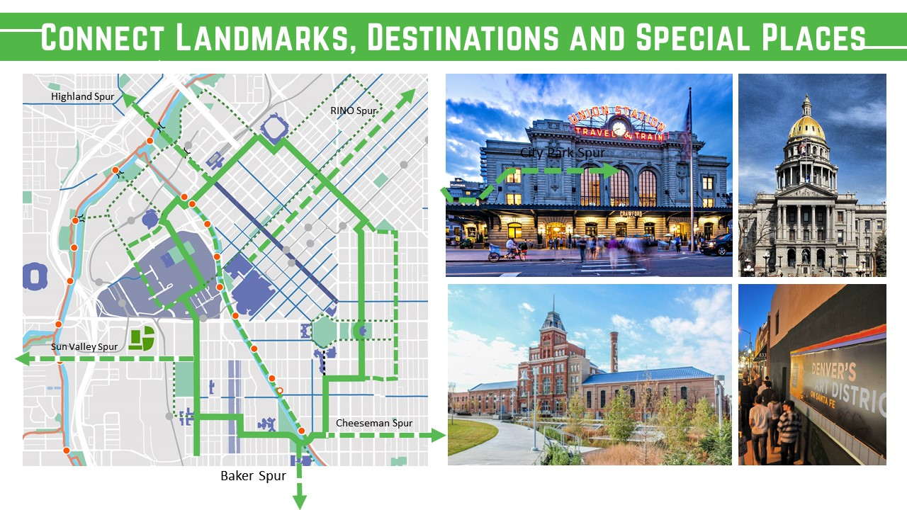 Explore The 5280 Loop Downtown Denver Partnership