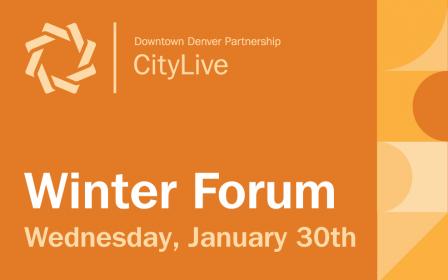 CityLive Downtown Denver Partnership Councilman Albus Brooks Economic Development