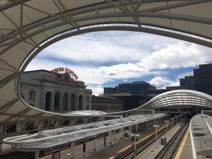 Union Station downtown denver transit