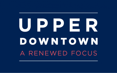 Upper Downtown Icon