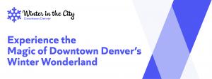 Winter in the City Denver