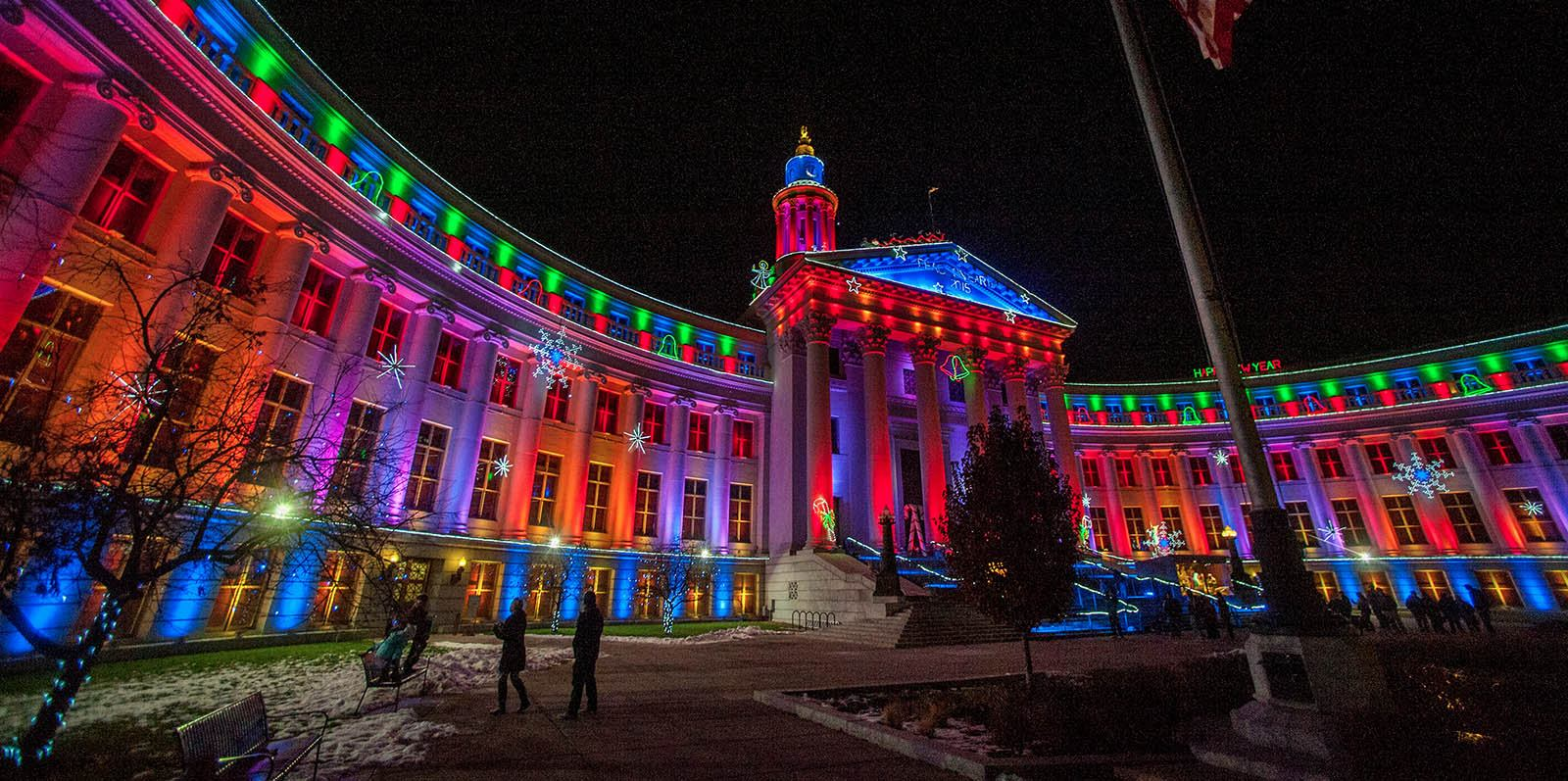 2018 9news Parade Of Lights Downtown Denver Partnership