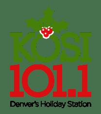 Kosi 101 Holiday Logo Downtown Denver Partnership