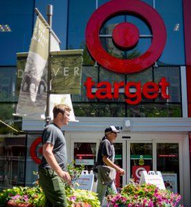 Target 16th Street Mall